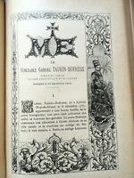 1895 ASIE CHINE EXTREME ORIENT ANNAM+JOLIES GRAVURES + CARTONNAGE LIVRE ILLUSTRE