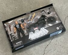 HSE8601: Marvel Legends Series 6-inch The Punisher with Motorcycle