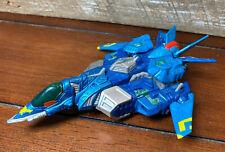 Transformers Beast Machines Deluxe Sonic Attack Jet Evil Vehicon Hasbro 1999