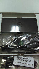 New Dell USB 3.0 Ultra HD/4K Triple Monitor Display Laptop Docking Station D3100