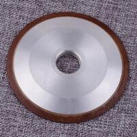 100mm Diamant Schleifscheibe Grit 150 Kegel Harz Schleifmaschine Metall Glas Neu