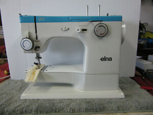 SWISS ELNA SEWING MACHINE MODEL 62 SUPERMATIC