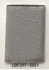 Foam Gray Suede Stretch Headlining Foam Backed Fabric 60