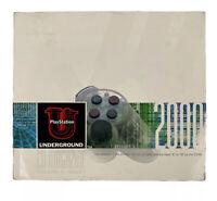 PlayStation Underground CD Mag Demo Game Disc Disk Version- Tested