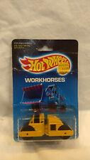 Hot Wheels - Workhorses - Road Roller #69 - Package