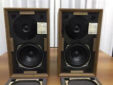 Rare KEF model CRESTA 1971 Loudspeakers Bookshelf