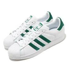adidas Originals Superstar White Green Men Women Unisex Classic Shoes EE4473