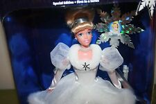 BARBIE CINDERELLA HOLIDAY PRINCESS SPECIAL EDITION