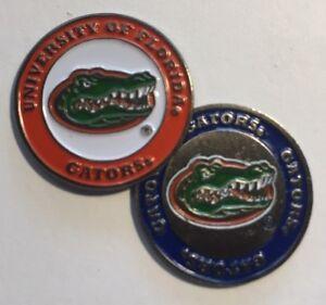 NEW NCAA University of Florida Gators Golf Ball Marker