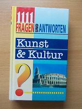 1111 FRAGEN und ANTWORTEN - KUNST & KULTUR