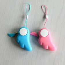 New Design Personal Keyring Protection  Attack Panic Safety Security Rape Alarm