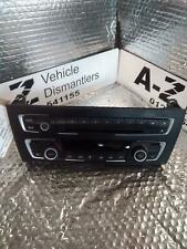 BMW 1 SERIES Heater/AC Controller Mk2 F20/F21 12 TO 15 COMES WITH RADIO CONTROLS