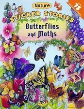 Butterflies and Moths Sticker Stories