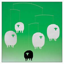 Flensted Sheep Mobile - by Christina Parrett for Flensted Mobiles