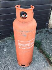 More details for 47kg propane gas bottle cylinder cooking heating empty