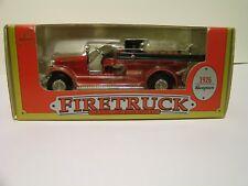 Ertl Seagrave 1926 Firetruck in its Original Box