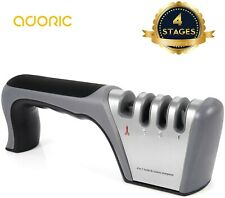 Knife Sharpener Adoric 4 In 1 Kitchen Professional Knife Steel Accessories