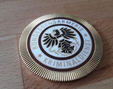Kokade Polizei Österreich Bundesgendarmerie Kriminaldienst Kripo Dienstmarke