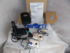 Olympus  FE-280 8MP Digital Camera  3x Optical Z  Extra Camera and Accessories