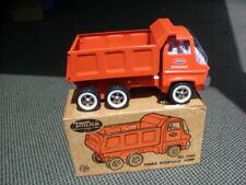 Vintage Orange Tonka Hydraulic Dump Truck w/ Box No.2585