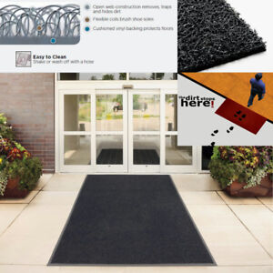 Barrier Mat|Dirt-Trapper Easy-Clean Jet-Washable|Non-Shedding Outdoor|NICOMAN®