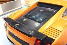 Carbon Fiber Superleggera Rear Spoiler Wing fit Lamborghini Gallardo LP540 SE