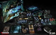 New AVP The Hunt Begins Board Game Slim Edition