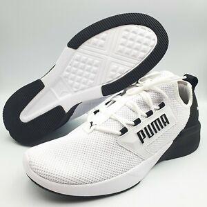 Puma Mens Running Shoes Sneakers Retaliate Walking Sports Training Casual US 12