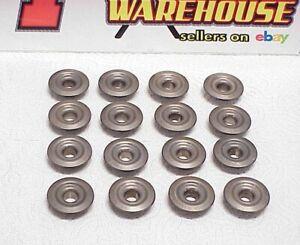 """16 XCELDYNE Mini Titanium Retainers w/ Molysil Coating 1.250""""-.950""""-.660"""" NASCAR"""