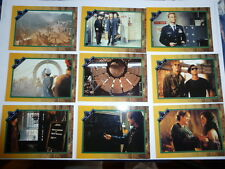 Stargate The Movie 14 trading cards 1994 Collect-A-Card