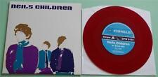 "Neils Children - St. Benet Fink - 2002 UK Purple Vinyl 7"""