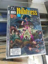 The Huntress #1 -   DC comic books