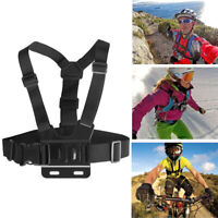 kit Chest Strap Harness Belt For Go pro Session/4/3/HD Sports Action Camera