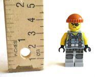 LEGO Ninjago Movie Shark Army Thug Minifigure From Set 70629 Piranha Attack NEW