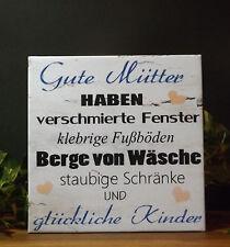 Dekofliese Wandbild Bildfliese Gute Mütter... (072DP) Geschenkidee Fliese
