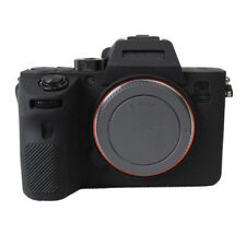 Silicone Rubber Bag Body Cover Case Skin For Sony A7R Mark III A7 M3