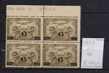 ! Canada 1932. MNH Air Mail Qad  Stamp. YT#A3. €100.00 !