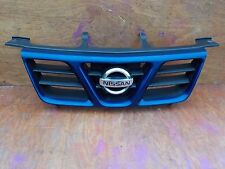 nissan x-trail 2002 front grille bw6 k blue paint code