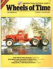 Talbert gooseneck trailer history, COLEMAN, Burns Motor