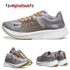 $150 Sz 15 Nike Zoom Fly SP Running Shoe Racer Vapor Element Max Air Off White