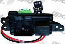 HVAC Blower Motor Resistor fits 2003-2004 Oldsmobile Bravada  GLOBAL PARTS