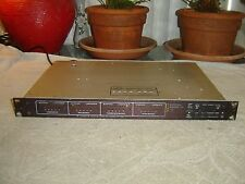 Gentner Texar Eagle AM Modulation, Audio Prism, Broadcast, Compressor Expander