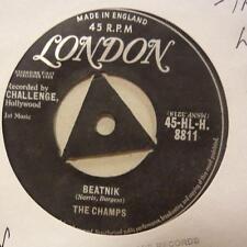 "The Champs(7"" Vinyl)Beatnik / Gone Train-London-HLH 8811-UK-1958-Ex/VG"
