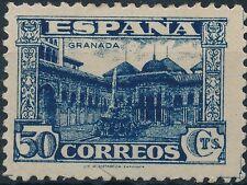 España - Correo- Año: 1936 - numero 00809 - * Junta Defensa Bonito
