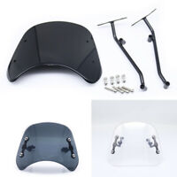 Motorcycle Front Fairing Windscreen Windshield Protector For Benelli Leoncino500
