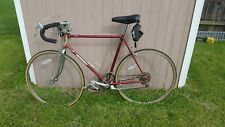 Nishiki Road Bicycle Japanese Diacompe Suntour Sugino Avocet 4130 Vintage VTG
