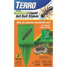 Terro 4 Oz. Outdoor Liquid Ant Bait Stake (8-Pack) T1812 - 1 Each