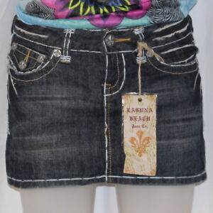 BNWT Laguna Beach Skirt. Size 25 Hand Made in USA. NOW only $29!!!