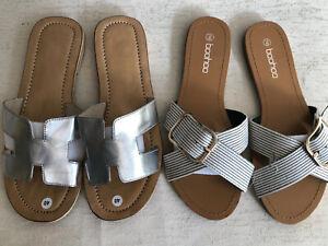 Non Slip Sole, Boohoo Sandals/ Brand New/ EU 40/ UK 7