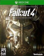 Fallout 4 (Xbox One Xbone XB1) NEW - FREE SHIPPING!!